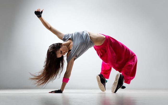 Como bajar de peso baile