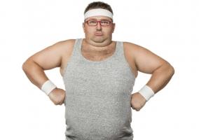 Ejercicios personas obesas