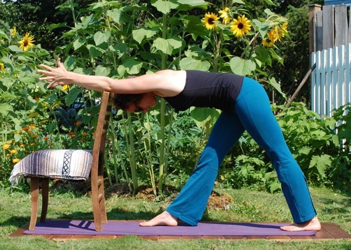 yoga zona lumbar