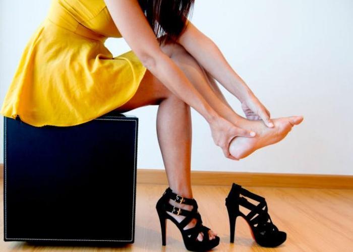 Alivia pies ejercicios