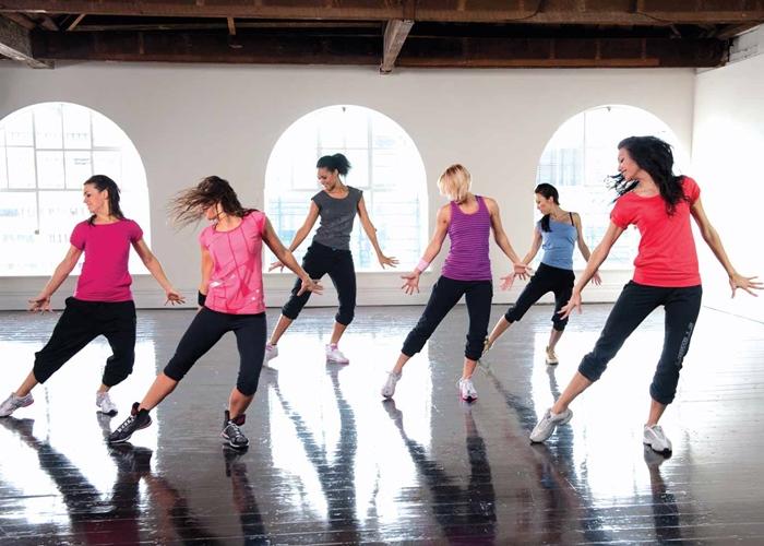 Clase de bailes latinos