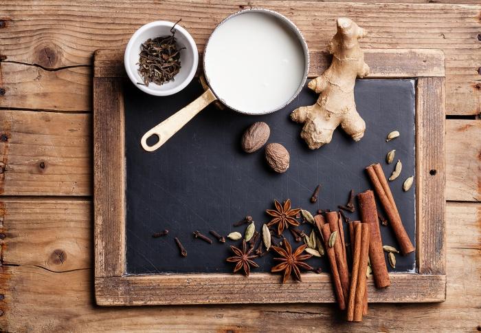 Ingredientes Té Chai