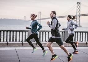 Ropa deportiva tecnología