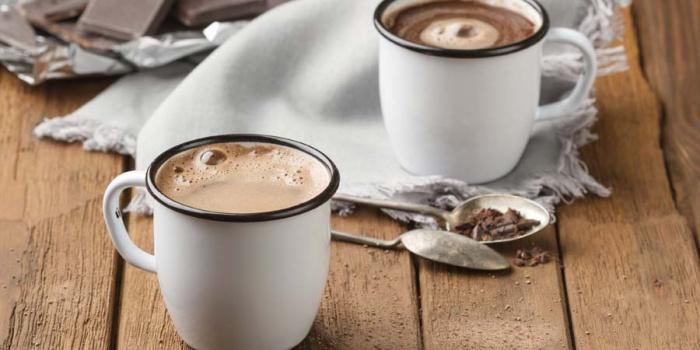 Cacao caliente