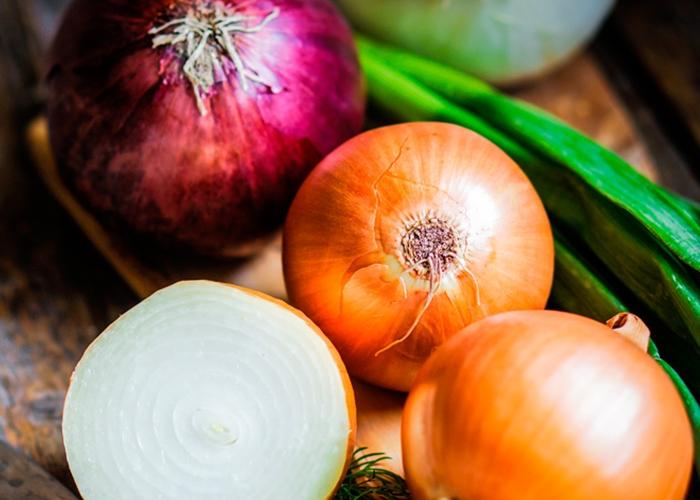 Resultado de imagen para cebolla blanca morada y roja