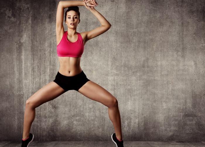 Ejercicios aeróbicos bajar peso