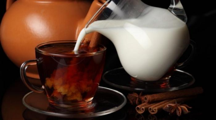 Infusión té negro limón