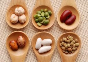 Leguminosas dieta diaria