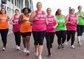 Consejos correr exceso peso