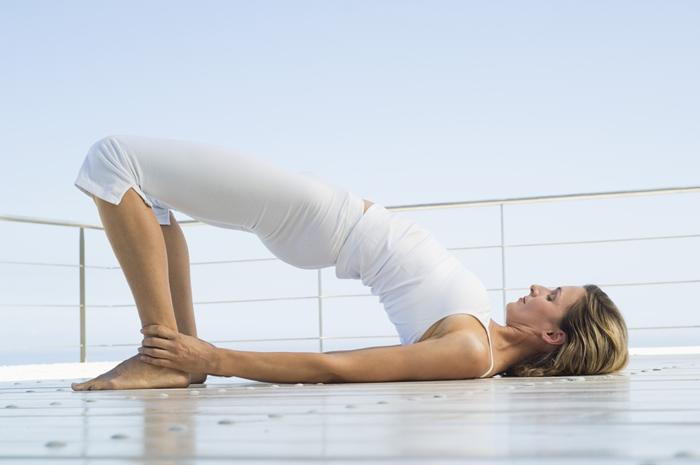 Para barriga yoga adelgazar