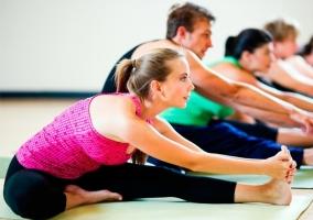 Principiante en Yoga