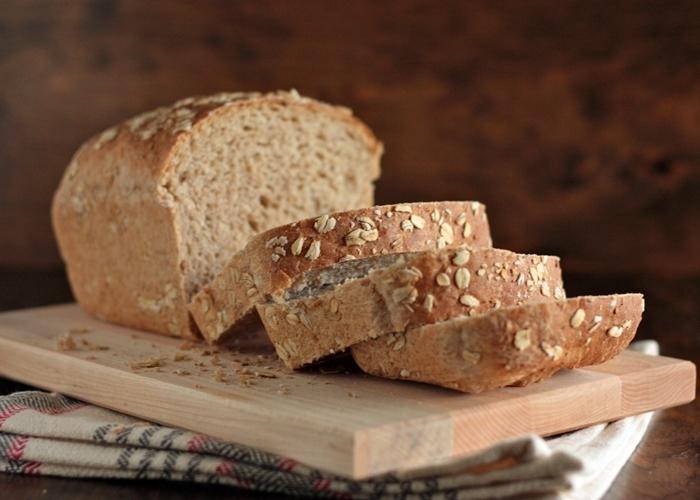 Pan multi cereal de molde