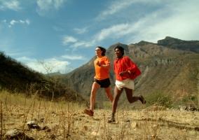 Pinole y runner