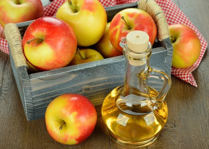 vinagre de manzana para adelgazar riesgos