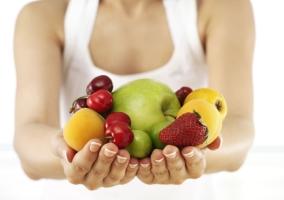 Frutas refrescantes