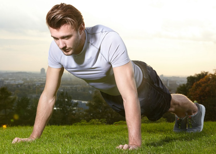 Como bajar de peso hombres ejercicios