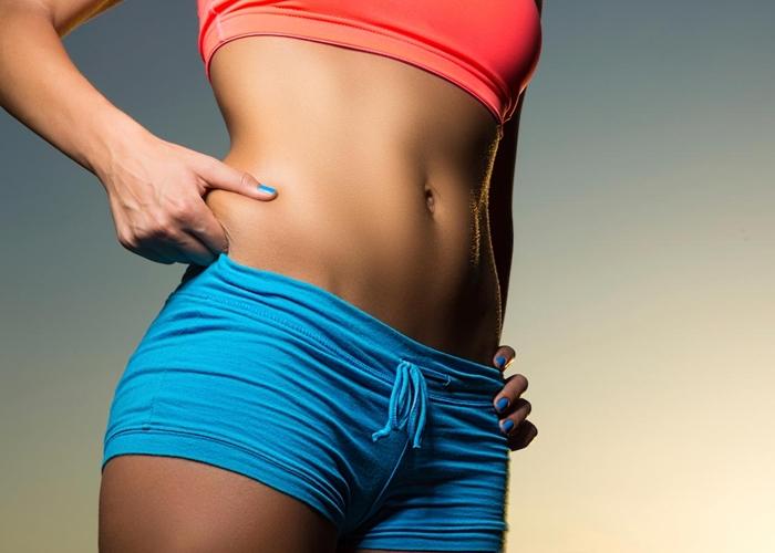 Como adelgazar la parte baja del abdomen