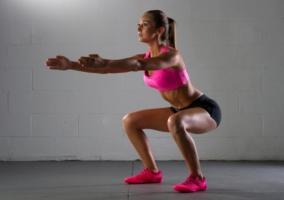 Ejercicios aumentar muslos