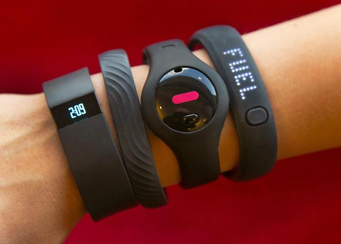 Errores fitness tracker