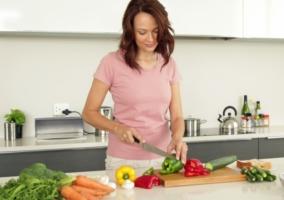 Razones ingerir vegetales