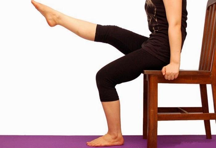 Extensión pierna