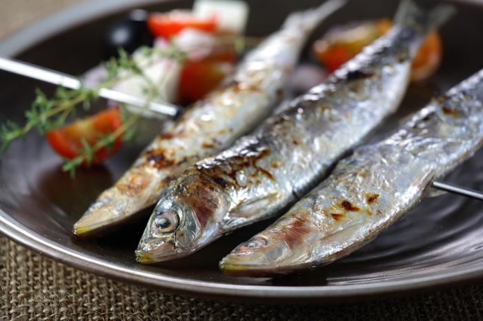 5 alimentos saludables con un alto contenido en vitamina D