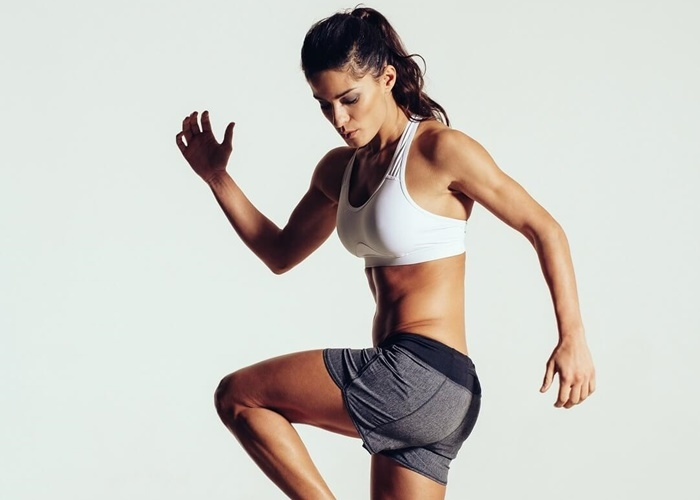 Chica HIIT