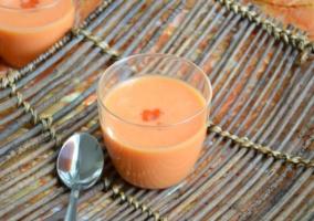 Gelatina papaya