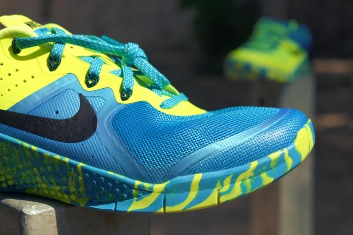 Nike Metcon 2 barras entrenamiento