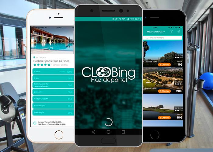 Cloobing app móvil