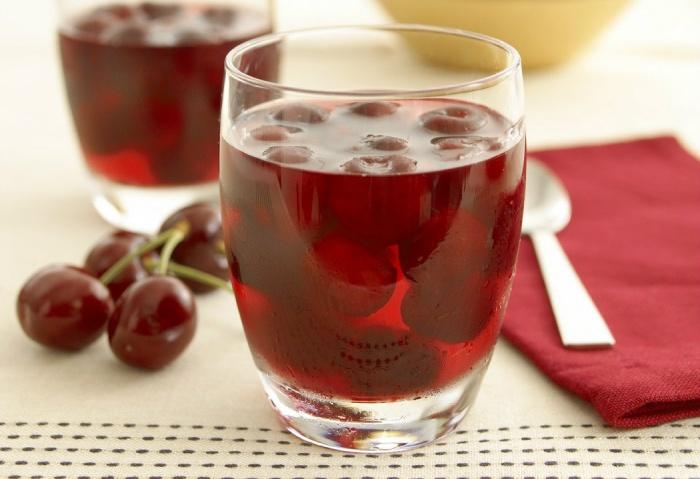 zumo-cerezas