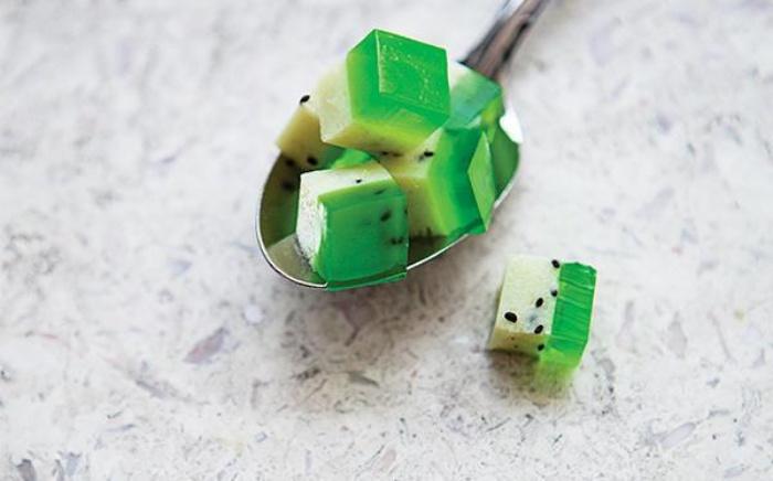 gelatina-kiwi