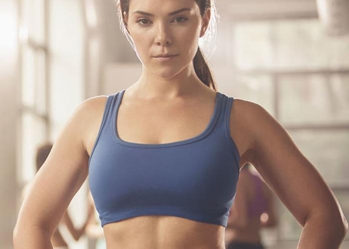Mujer deportista