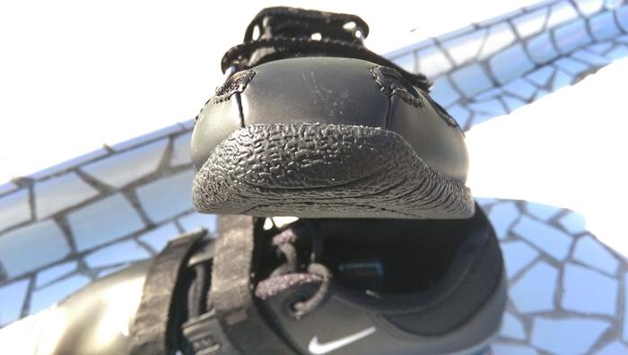 Nike Romaleos 2 análisis puntera