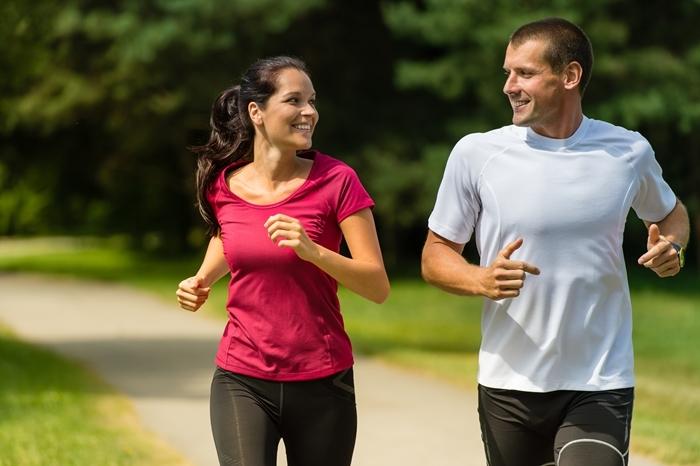 running-en-pareja