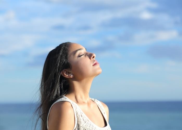 Descubre los beneficios de la respiración