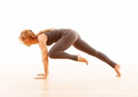 Ejercicios de brazos Yoga