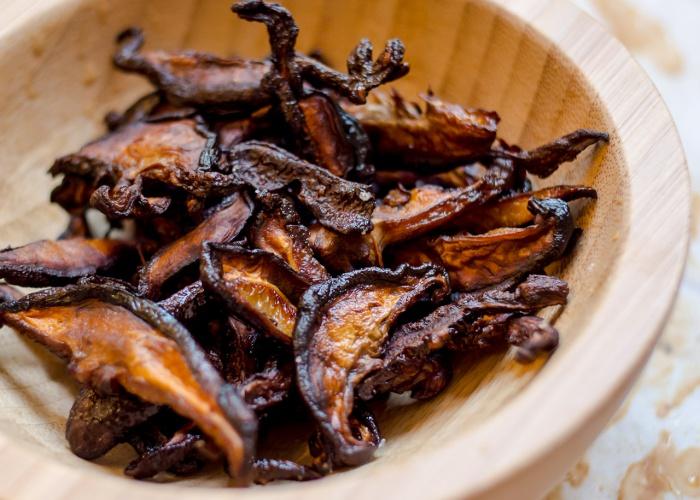 hongo-shiitake