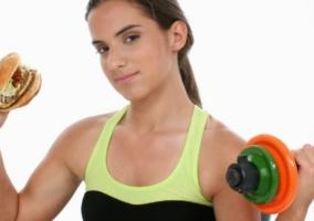 Alimentos evitar ejercicio