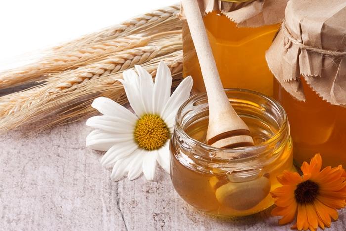 Aceite de oliva y miel