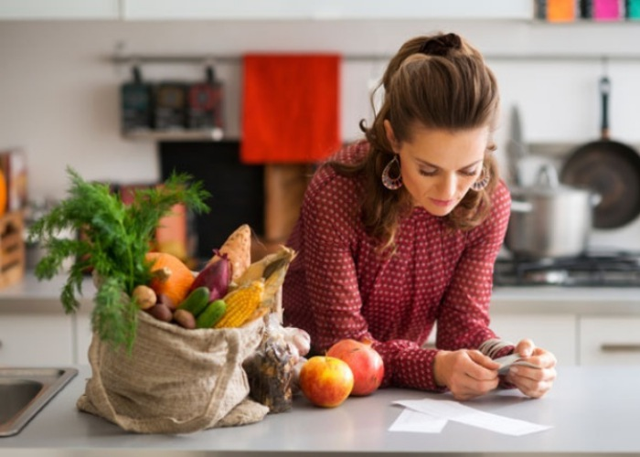 Hábitos alimenticios positivos