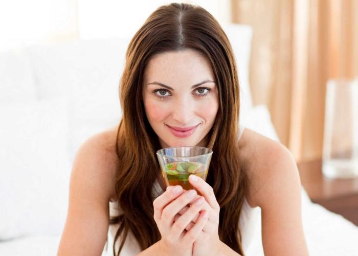 Bebidas inhibir apetito