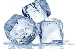 Cubos hielo