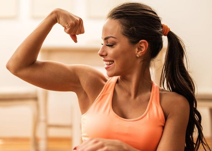 Ejercicios eficaces para adelgazar brazos