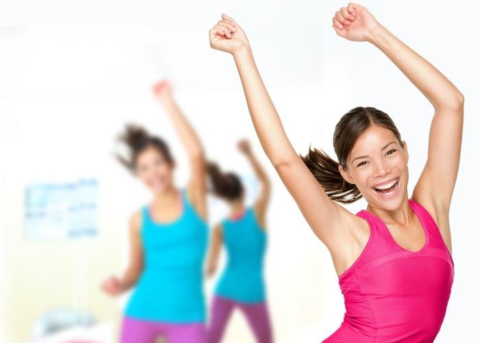 Incrementa vitalidad ejercicios