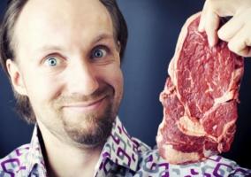 Reacciones carne