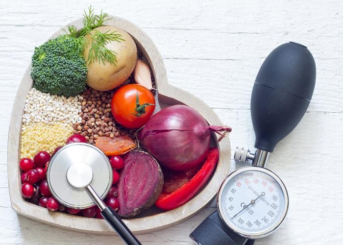 Alimentos corazón sano