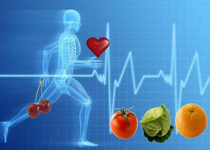 Alimentos salud corazón