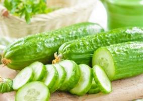 Beneficios cáscara pepino