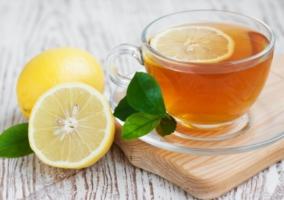 Virtudes té limón